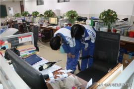 住院期间还每天给教师打电话安排工作 太康杨孝禹:满脑子牵挂的都是学生的学习