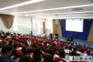上海政法学院校长刘晓红教授受邀来我校作讲座