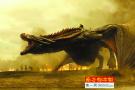 《权力的游戏》第七季曝新照 龙妈霸气上战场