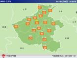 旅游提示:干热风又来了 河南最高温达35℃