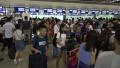 预计出港7.1万人次 成都机场迎来节前客流小高峰