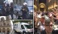 外媒称法国巴黎圣母院再现恐怖袭击