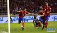 世预赛:哥斯达黎加主场战平巴拿马