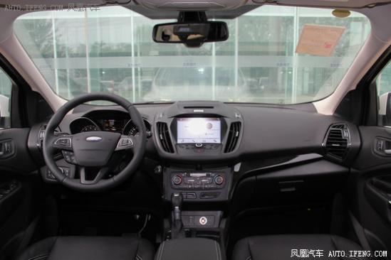 2017款 福特翼虎 EcoBoost 180 四驱豪翼型-福特翼虎北京优惠3.5万元 高清图片