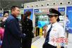 郑州铁路局暑运7月1日启动 预计发送旅客2232万人
