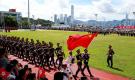 香江卫士军旗红——中国人民解放军进驻香港20周年纪实