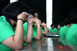 記者探訪河南女子戒毒所 最小戒毒人員僅16歲
