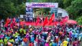 中国·汤原第八届鹰山登山节 暨大亮子河登山挑战赛成功举行