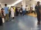宁海一小学发生疑似食物中毒事件 经诊断确认14人患病