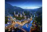 房山华银(天鹅湖)国际生态城洋房和叠拼产品在售