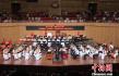 """海峡两岸青少年以乐会友 共谱""""湖湘文化之旅"""""""