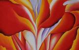 花朵是植物的生殖器 是艺术家对性与欲望的隐秘表达