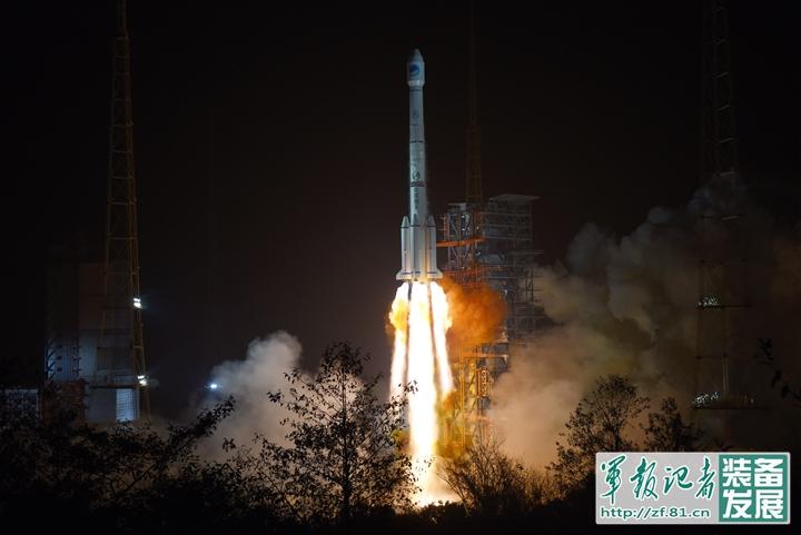 此次发射的北斗导航卫星和配套运载火箭(及远征一号上面级)分别由中国科学院微小卫星创新研究院和中国运载火箭技术研究院抓总研制。这是长征系列运载火箭的第262次飞行。