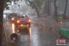 """今年最强台风""""天鸽""""来袭 这些地区遭遇狂风暴雨"""