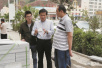 """援青干部丁海廷:祁连县城8平方公里整体规划""""滨州制造"""""""