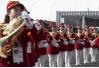 朝鲜代表团在奥运村升旗 运动员激动流下热泪(图/视频)