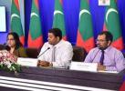 马尔代夫总统解除国家紧急状态 民众恢复正常生活