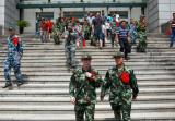 东阳340名新兵启程赴军营 13日奔赴各地开始军旅生活