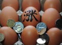 鸡蛋仨月价格翻番 从每斤2.5元到每斤5元
