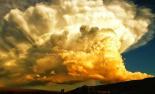 阿坝县出现超美爆炸云