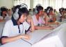 北京首次中考听说机考模拟:考查学生口语表达能力