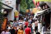中国黄金周19年:旅游人次从2800万到7.1亿