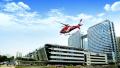 安医大一附院高新院区今日开诊 配置安徽首台医疗直升机