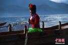 泸沽湖景美姑娘更美
