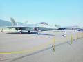 首尔航展美韩大秀战略武器 F22、F35携手登场