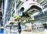 投产一年 北京现代沧州厂第10万辆新车下线