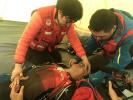 香港车手川藏线突然失明 豫藏医生联手远程施救