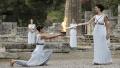 平昌冬奥会圣火采集仪式在奥运会发源地希腊举行