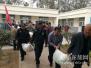 河南周口:重阳节大礼包送给敬老院
