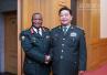 常万全在京会见津巴布韦国防军司令奇温加