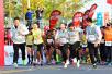 古城绍兴首次举办国际马拉松,杭州女警夺女子全马冠军