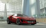 本田Gran-Turismo概念车