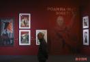 列宁的皮箱等文物展出