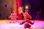 """浙江一高校留学生学习非遗""""跳蚤舞"""",还参加文化交流演出"""