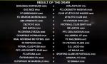 欧联32强抽签:阿森纳马竞好签 那不勒斯遭强敌