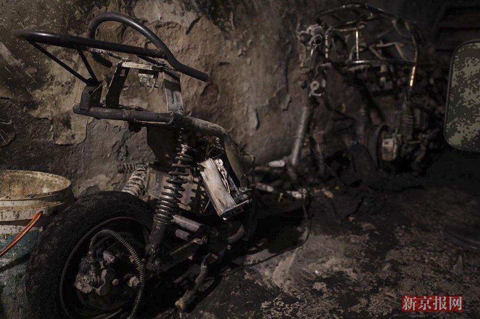 电动车充电引发火灾 5死9伤