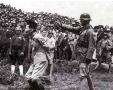 日本战犯被枪决过程