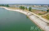 苏皖联手治理石臼湖水环境 保护区再现天鹅美景