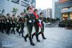 驻澳门部队举行升旗仪式庆祝澳门回归祖国18周年