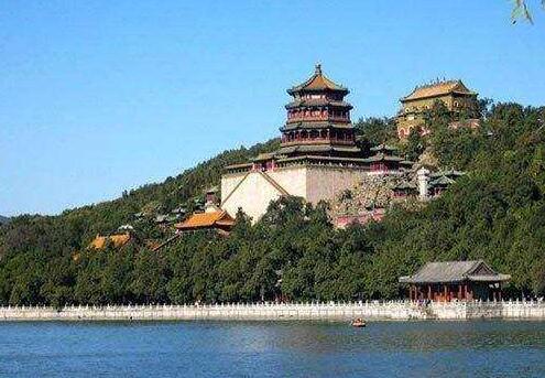 """北京市2018年""""拆后还绿""""5个颐和园"""