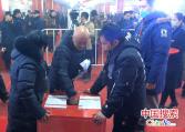 郑州高新区石佛办事处五龙口村一期一批安置房顺利分房