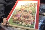 """爸妈小时候的年画""""逆袭""""成收藏界新宠,年代、题材、工艺好坏决定收藏价值"""