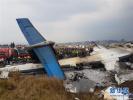 尼泊尔客机坠毁至少50人遇难 失事原因有待确认