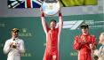 F1澳大利亞墨爾本站維特爾奪冠