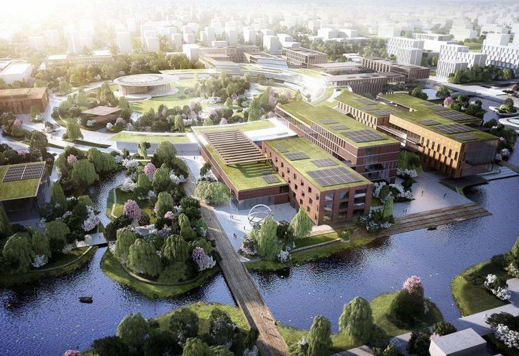 新澳门金沙网上娱乐:西子湖畔将添新风景 西湖大学有啥不一样?