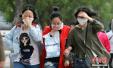 北京解除沙尘蓝色预警信号 下午风更猛出行风险大